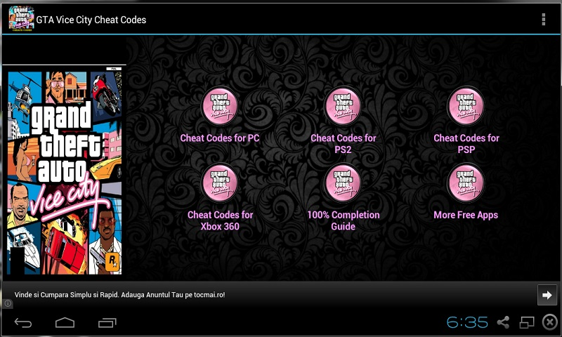 Grand theft auto vice city free download all cheat codes list.